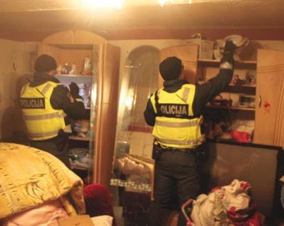 Kaip elgtis susidūrus su policija per kratą per apklausą(galioja Europos Valstybėse bei kitose civilizuotose Valstyb...